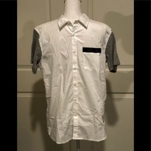 Men's Reaction by Kenneth Cole White Shirt